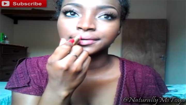 Natural Glam Transformation by NaturallyMsToya