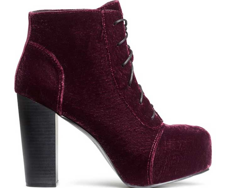 Platform Ankle Boots from H&M