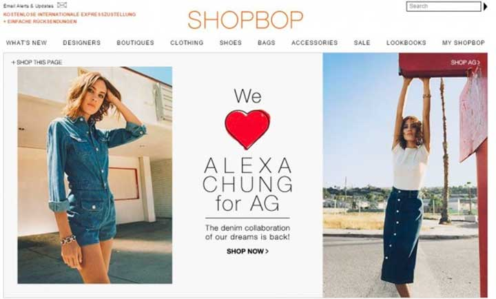 Shopbop: My Favorite Online Store for Clothes
