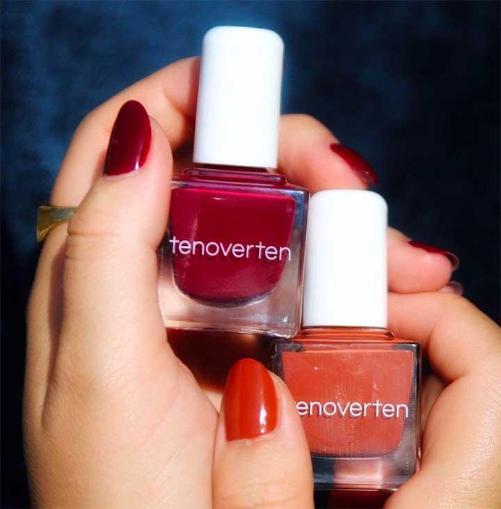 tenoverten nail polish review