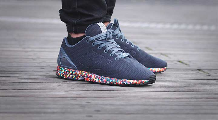 Adidas ZX Flux Prism Sole SNeakers