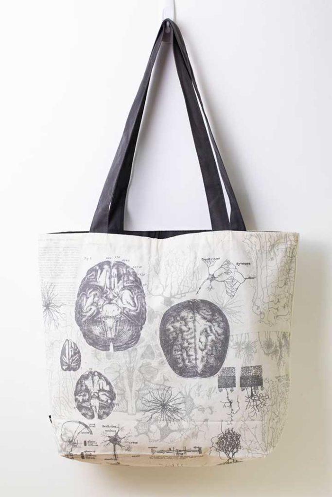 Brain Science Tote Bag