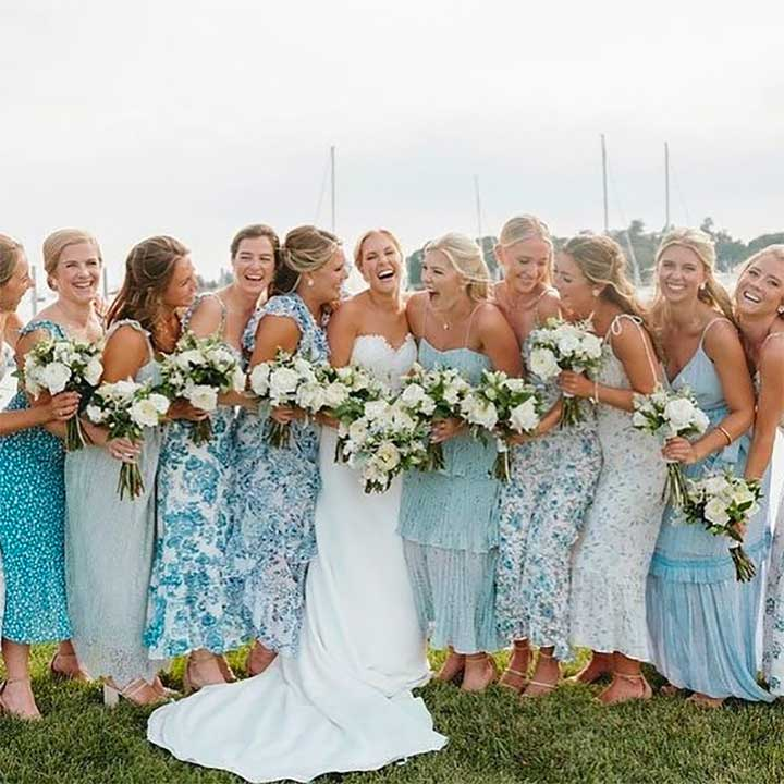 22 Best Bridesmaid Dresses You Can Wear After A Wedding
