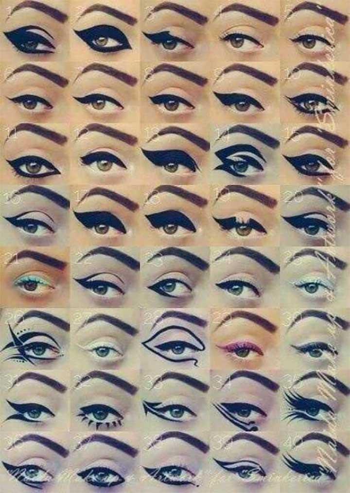 Cat Eye Variations
