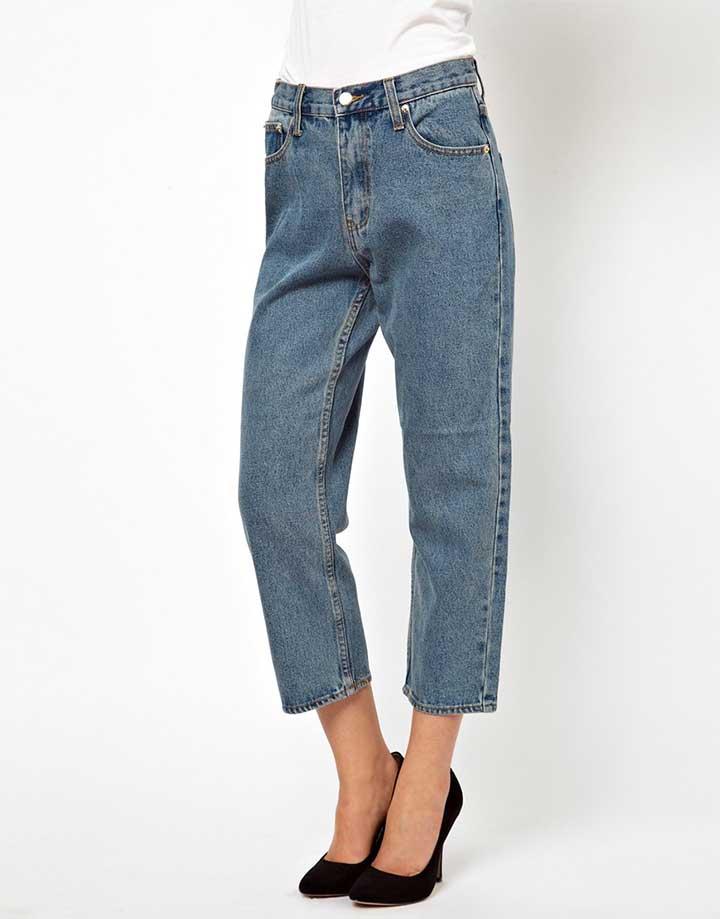 Cheap Monday Teddy Boyfriend Jeans