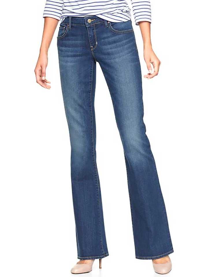 Gap 1969 Curvy Boots Jeans