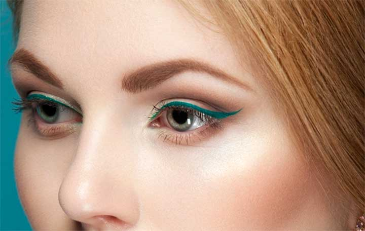 Girl Turquoise Liner