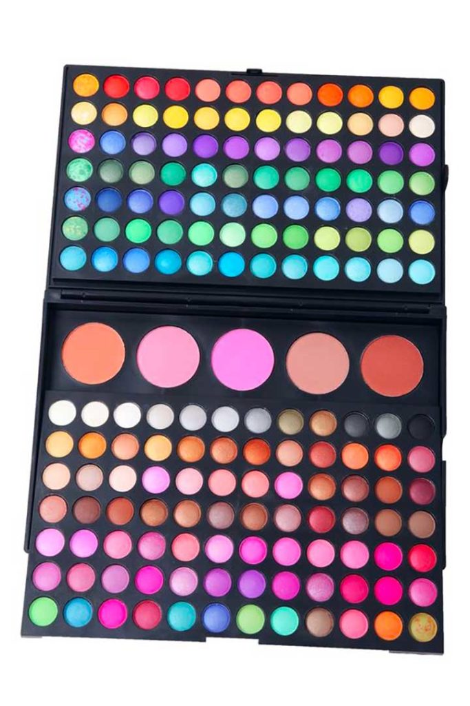 Eyeshadow Palette - How To Use Eyeshadow Palettes Correctly