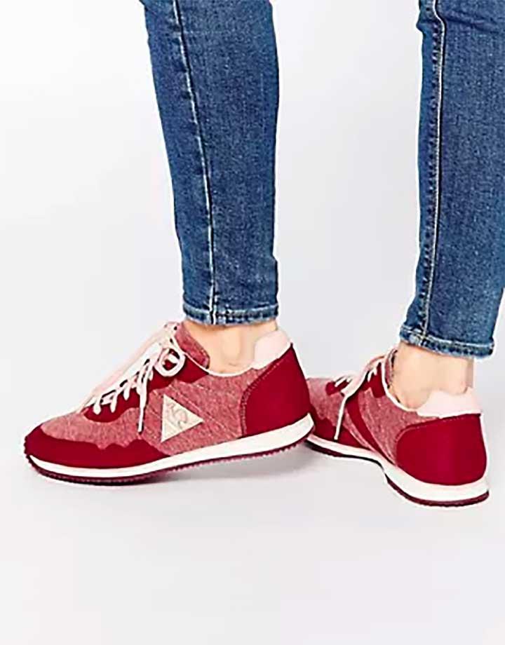 Le Coq Sportif Vintage Milos Sneakers