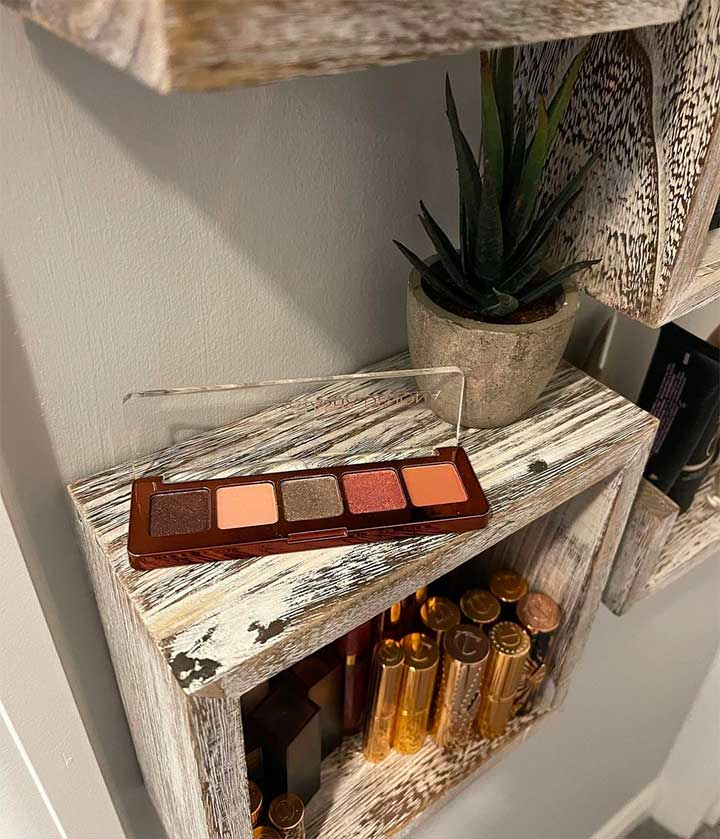 Makeup Storage Hacks To Make Your Collection Organized And Cute