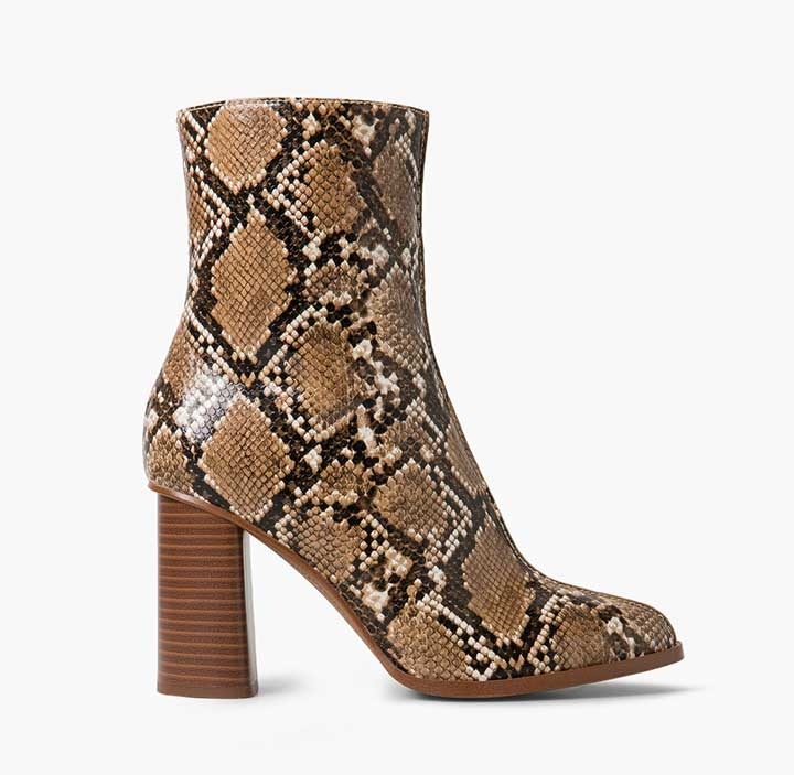 Mango Snake Boots
