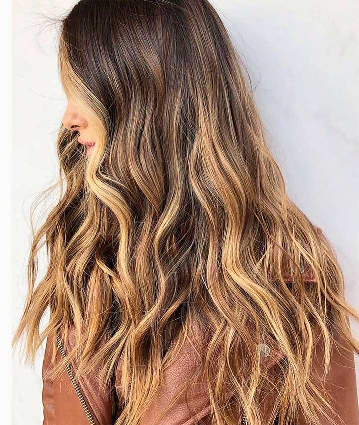 Natural Waves Using a Flat Hair Iron