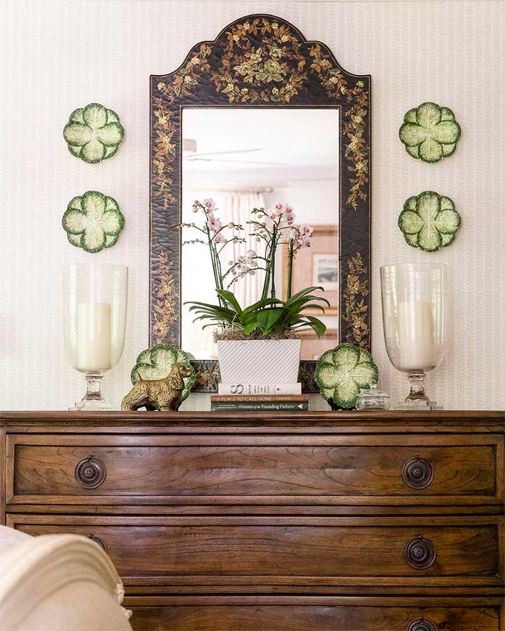 Painted Mirrors ideas