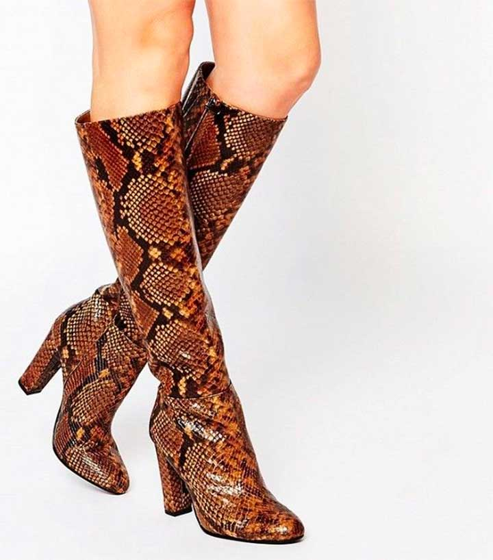 Topshop Collide Boots