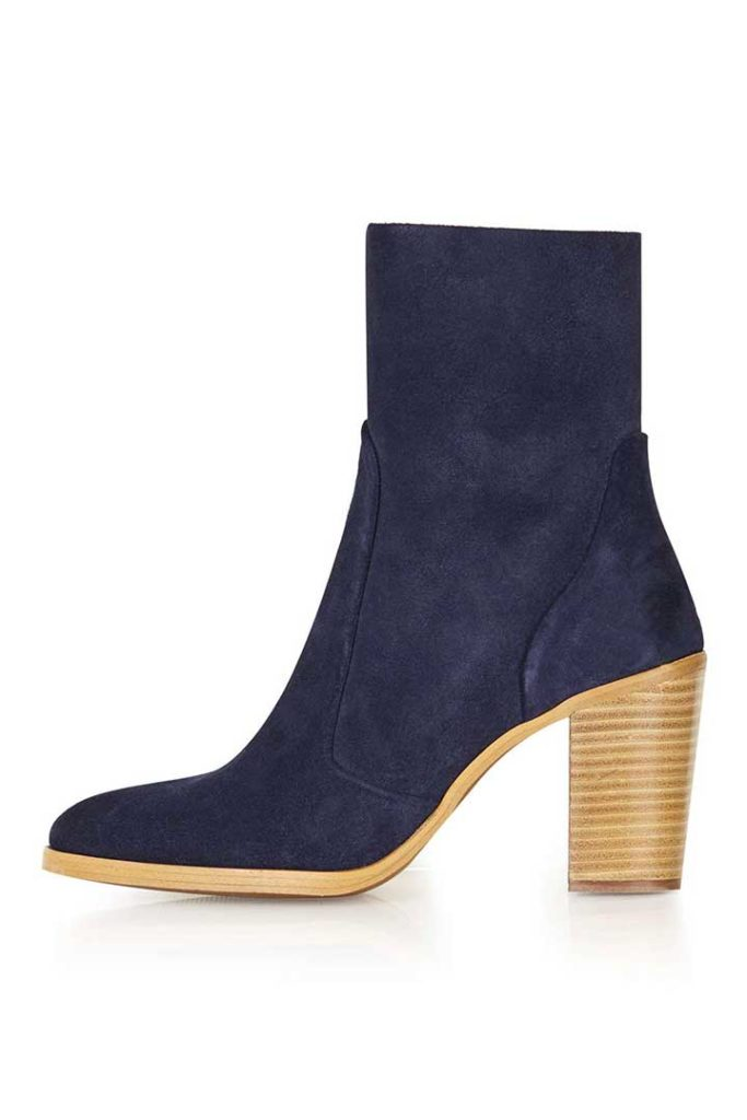 Magnificent Suede Sock Boots