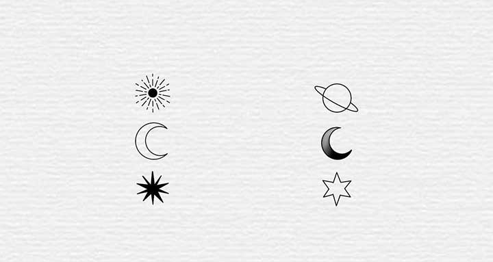 Types of Star Tattoos