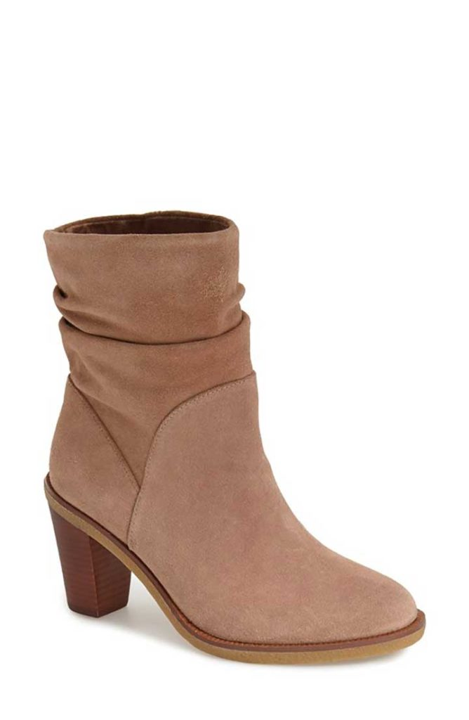 Vince Camuto Slouchy Shaft Booties