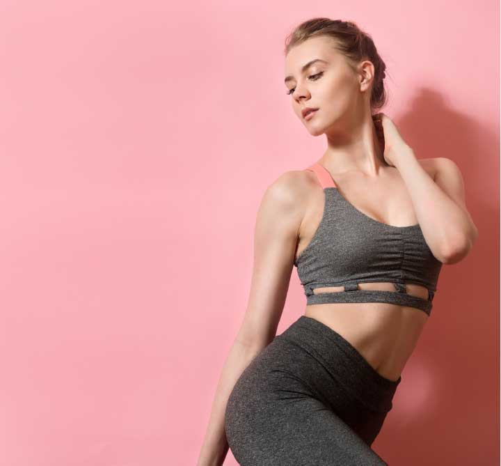 Workout Clothes for Women - A person posing for a picture