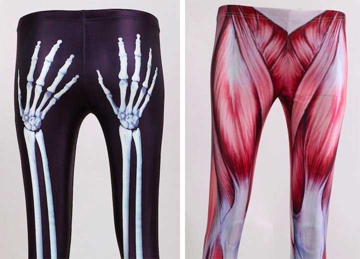 Halloween Tights: 11 Pairs Of Halloween Tights, From Creepy Cats To Spooky Spiderwebs