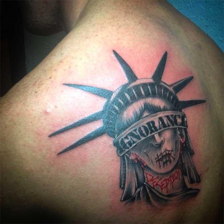 ignorance Political ideas tattoos