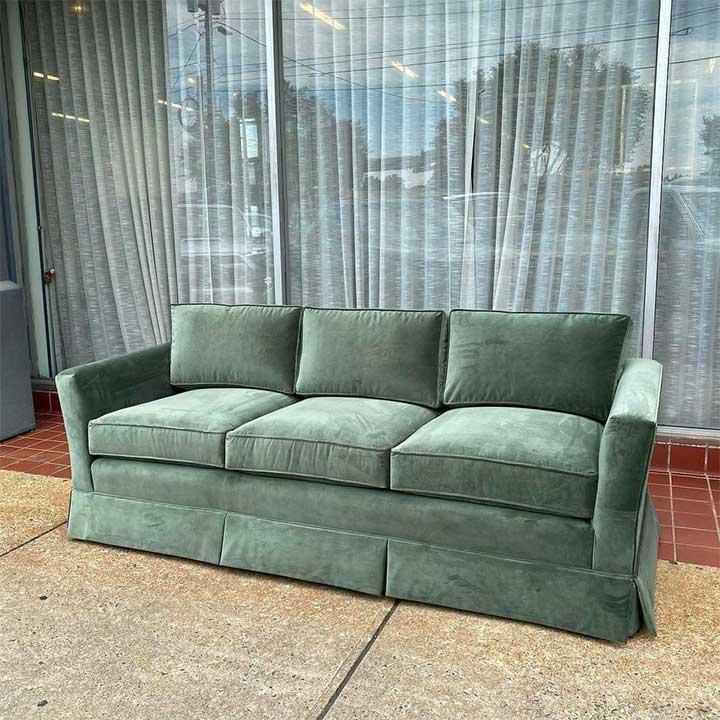 tuxedo sofa bed
