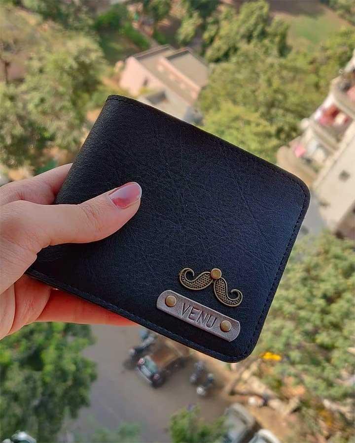 Customized Wallet - Best Man Gift Ideas