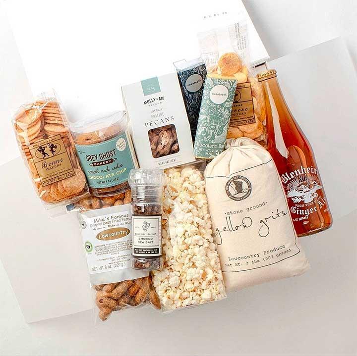 Monthly Box of Gourmet Foods