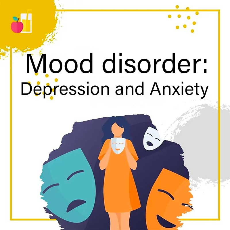 Mood disorder: Depression and Anxiety in Girls