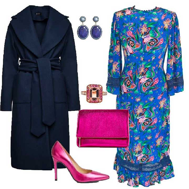 Semi formal wedding attire for female guests