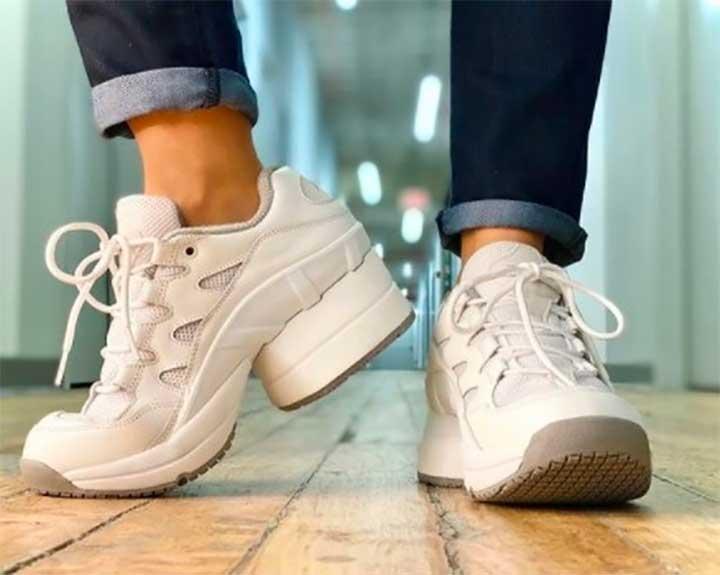 Wearing Sensible Shoes