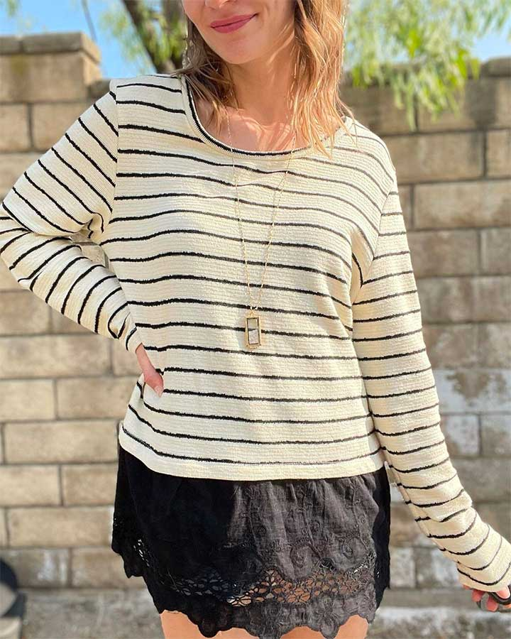 Striped Clothing: Chic Fashion Find with Fascinating History