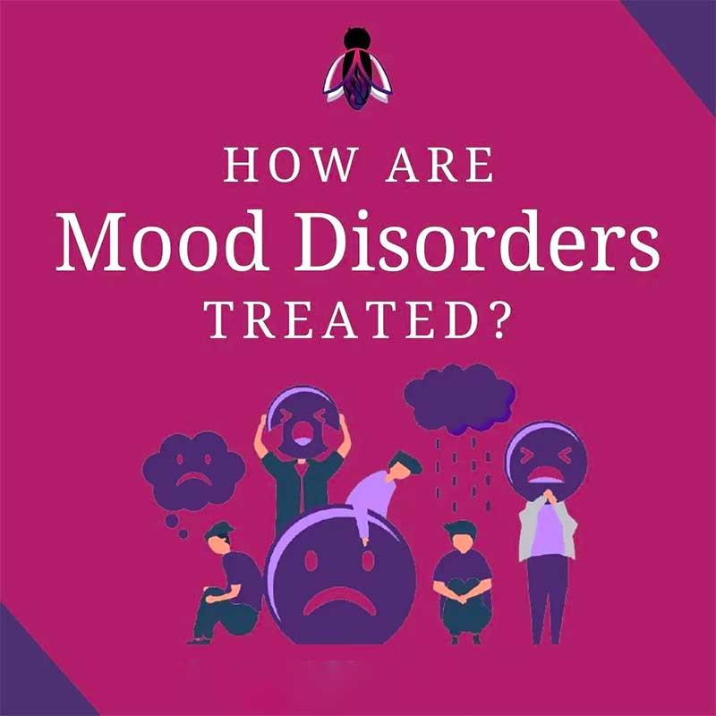 Symptoms for mood disorder in girls