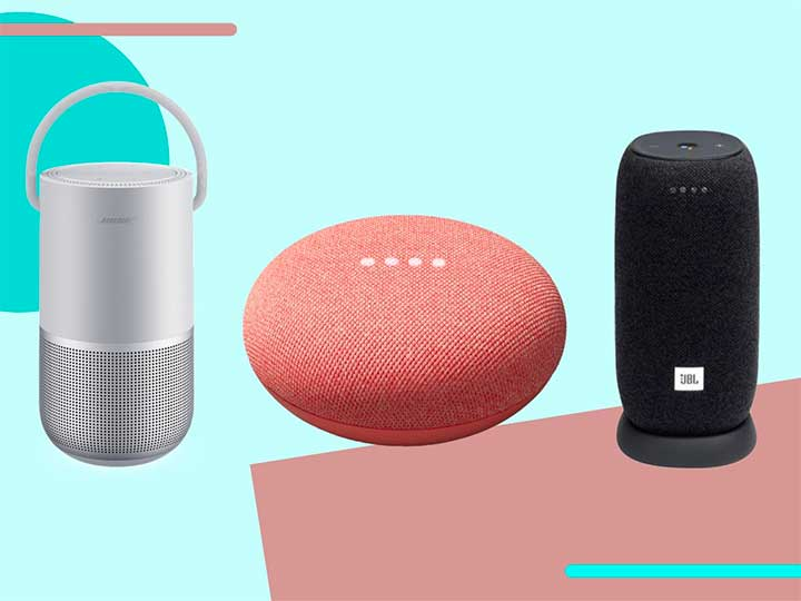 Voice-Controlled Speaker System