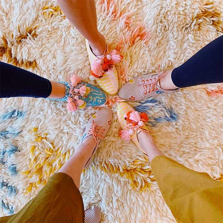 Women's Lace Up Shoes