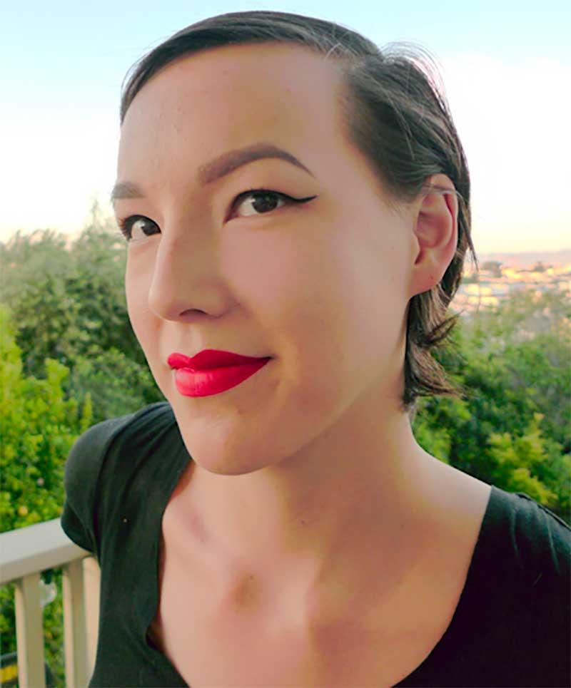 pin up makeup brand